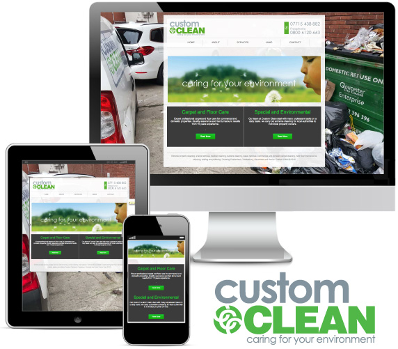 Custom Clean Homes